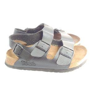 Birkenstock birkos black sandals